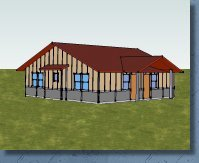 new cabin design